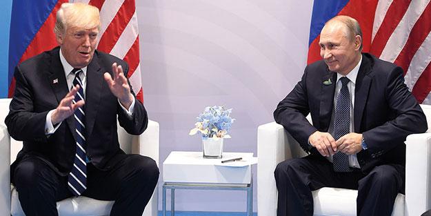 Trump'tan Putin'e beyaz bayrak: Hala şans var