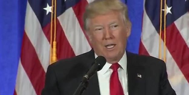 Trump'tan şoke eden açıklama: İstihbarat sızdırdı