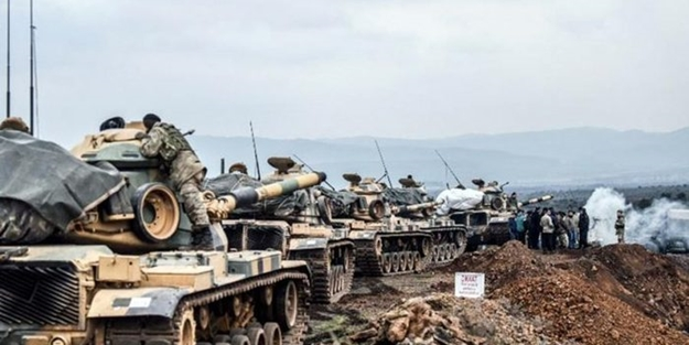 TSK, Afrin kent merkezini her yandan kuşatacak