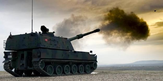 TSK, Esed rejimine ait 3 tank ve 1 helikopter vurdu!
