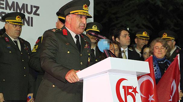 Tuğgeneral net konuştu: TSK hiçbir zümrenin...