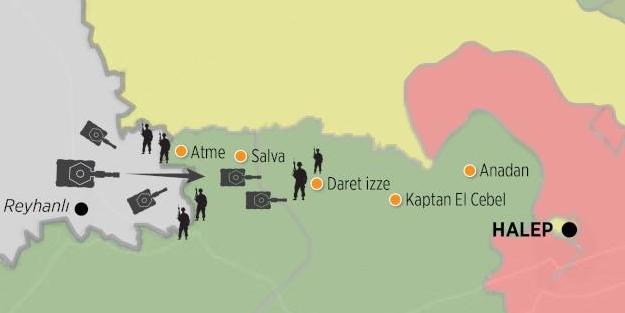 TSK, İdlib'de hangi bölgelere konuşlanacak?