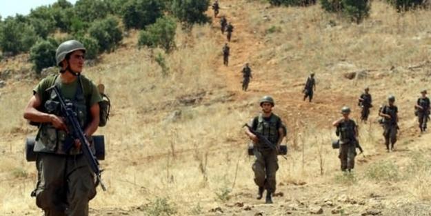 'TSK karadan Suriye'yi vuruyor' iddiası