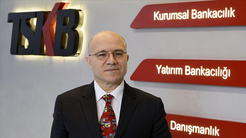 TSKB Genel Müdürü İnce: 2020'de kredi büyümesi ivme kazanacak