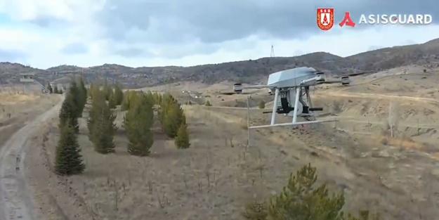 İlk milli silahlı drone sistemi Songar TSK'ya teslim edildi