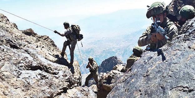 Pençe Harekâtı İran sınırına dayandı