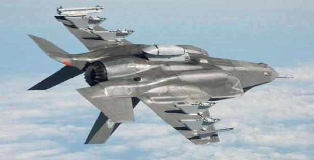 TSK'ya geleceğin savaş uçağı! - FOTO