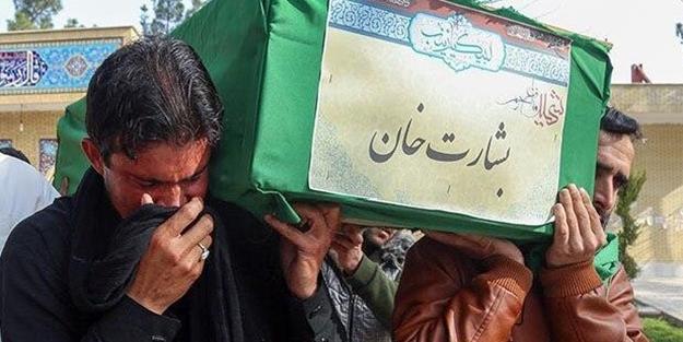 TSK'ya saldırmışlardı... İran, öldürülen teröristlerine ağlıyor!
