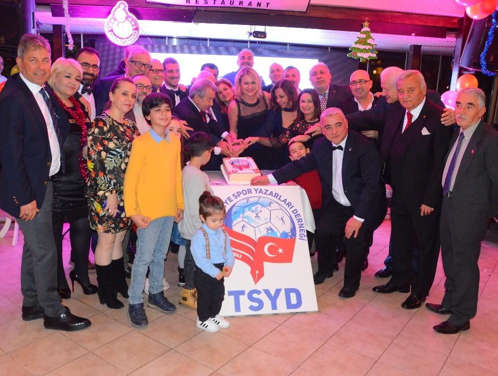 TSYD Ailesi 2020'ye