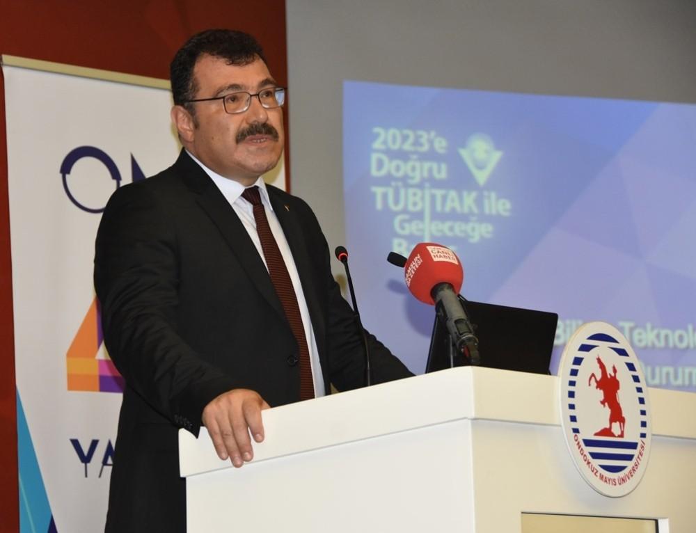 TUBİTAK 'Samsun Bilim Merkezi'ne desteğini çekti
