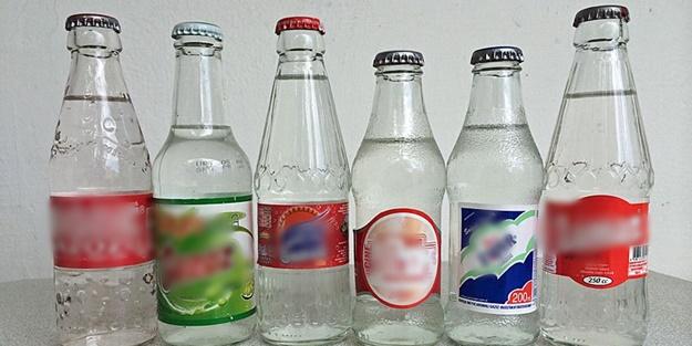 TÜBİTAK'ın incelediği 10 gazoz markasında alkol çıktı!