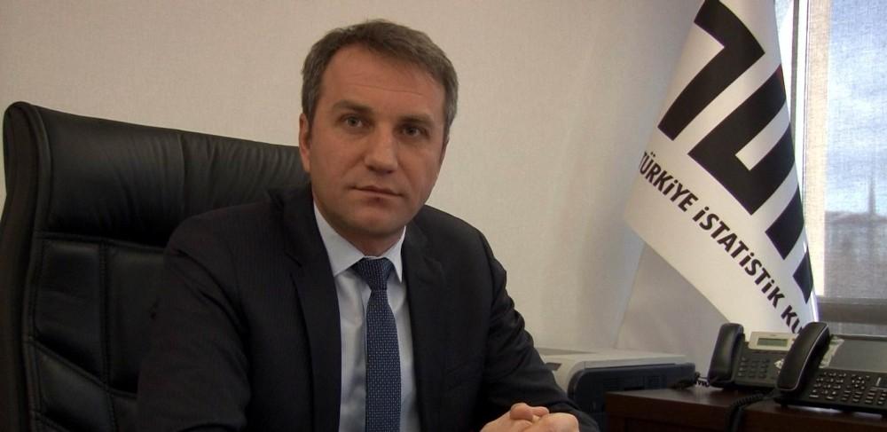 TÜİK Kayseri Bölge Müdürü Esenkar: