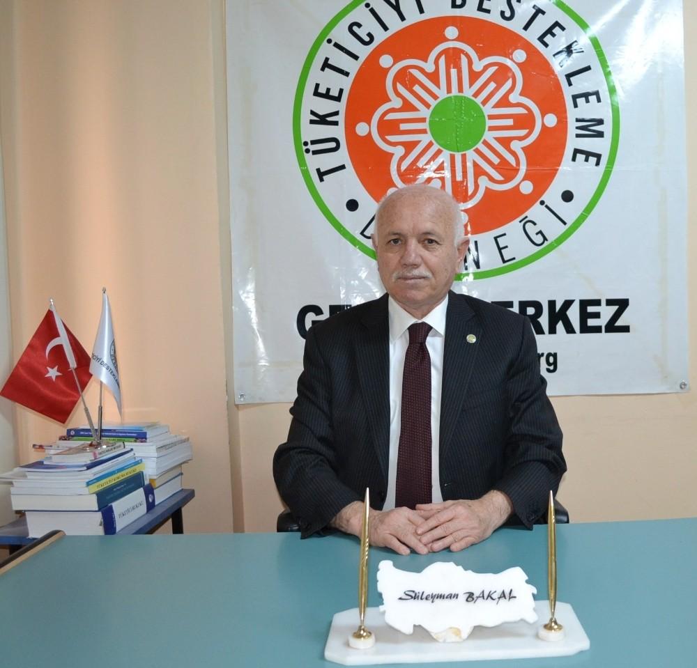 TÜKDES Genel Başkanı Bakal'dan koronayı fırsata çevirenlere tepki