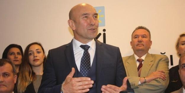 Tunç Soyer'den İYİ Parti binasında 'HDP' savunması: Meşru bir parti