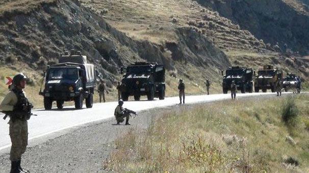 Tunceli'de 1 PKK'lı terörist ölü ele geçti