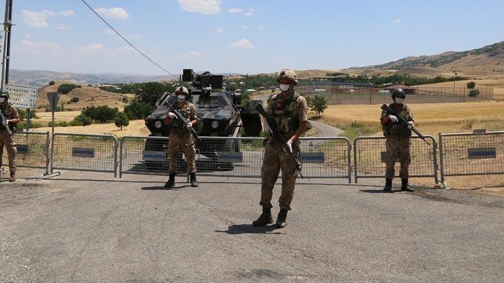 Tunceli'de 2 köy karantinaya alındı! Giriş ve çıkışlar kapatıldı