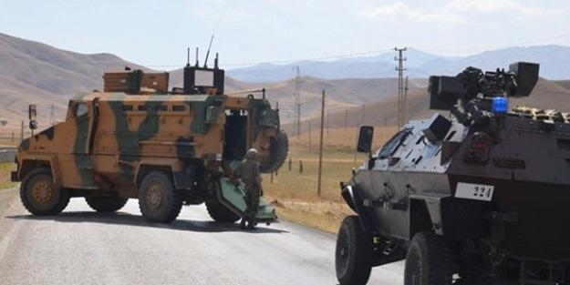 Tunceli'de PKK'nın askerin yoluna tuzakladığı bomba imha edildi