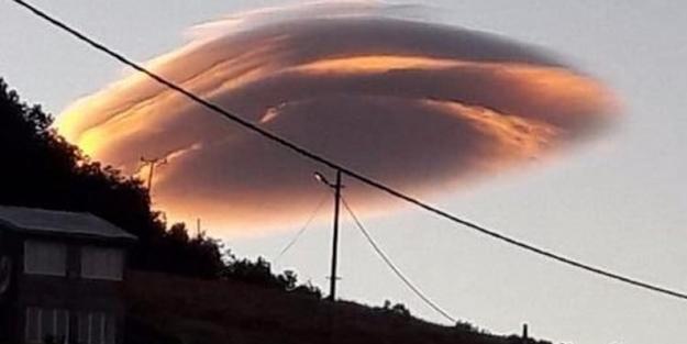 Tunceli'de şaşırtan görüntü!