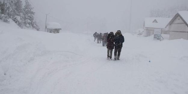 Tunceli'de yarın okullar tatil olacak mı? Tunceli 28 Şubat Perşembe kar tatili