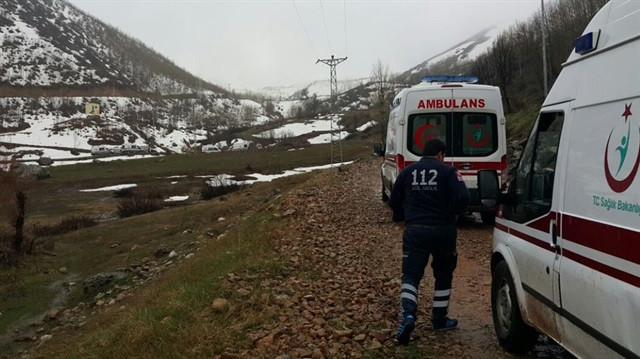 Tunceli'deki helikopter düşünce 112 arandı mı?