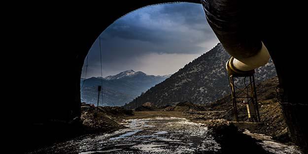 Tünel bitince Antalya- Konya arası kaç km kısalacak?