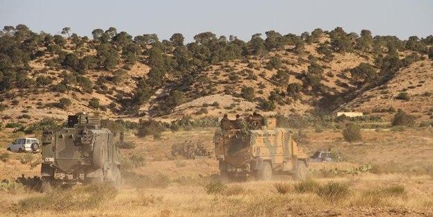 Tunus o ülkeye askeri müdahalede bulunabilir!