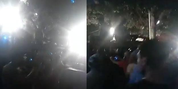 Tunus'da darbe! Parlamento binası kuşatıldı