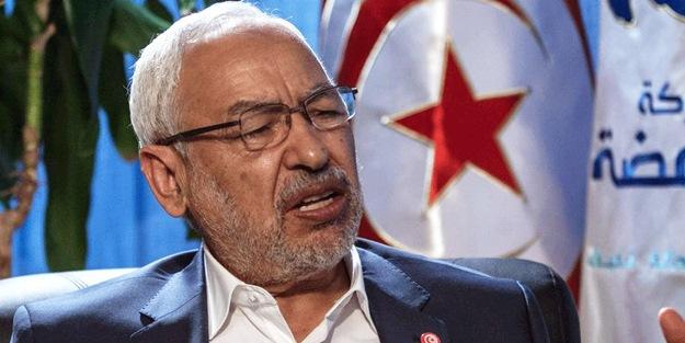 Tunus'ta sokaklar karışık! Gannuşi'den 'sükunet çağrısı