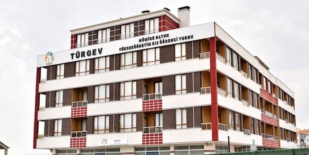 TÜRGEV Konya yurtları adresleri ve telefonları