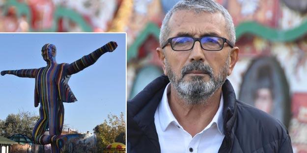 Turgut Kahraman kimdir? Mustafa Kemal heykelini yapan Turgut Kahraman