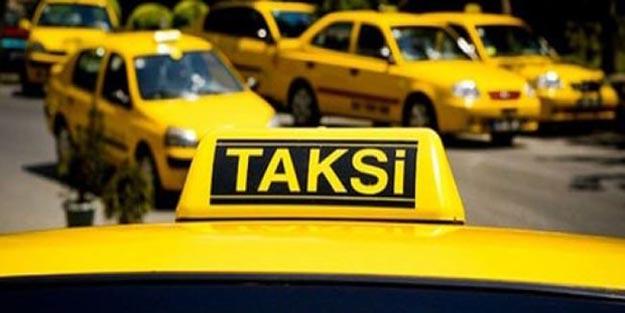 Turisti dolandıran taksiciye istenen ceza belli oldu