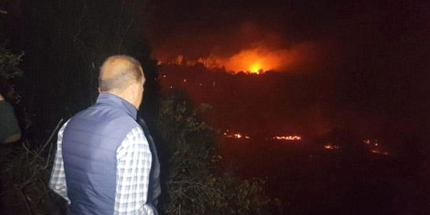 Turizm cennetinde büyük yangın! Vatandaşlar tahliye ediliyor