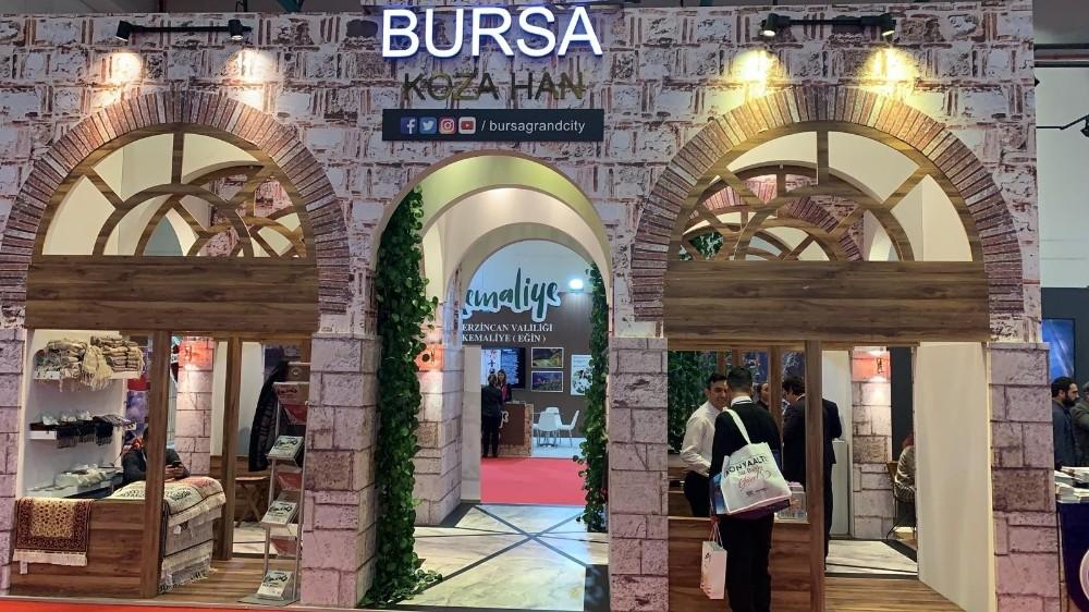 Turizmcilerin Bursa ilgisi
