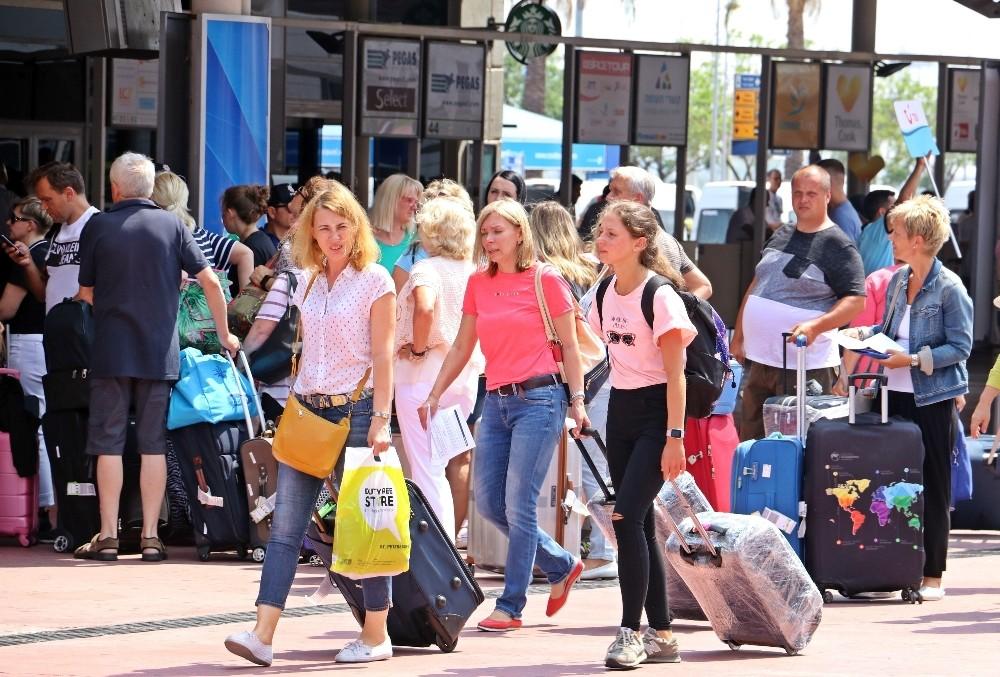 Turizmde yüzde 80'lik gelir kaybı beklentisi