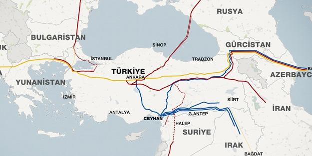 Türk akımı hakkında flaş açıklama!