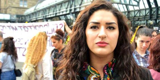 Türk asıllı PKK sevici Alman vekile ceza yağdı