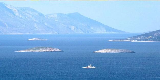 Türk askeri 24 saat teyakkuzda! Yunanlılar Kardak'a yaklaşamadılar