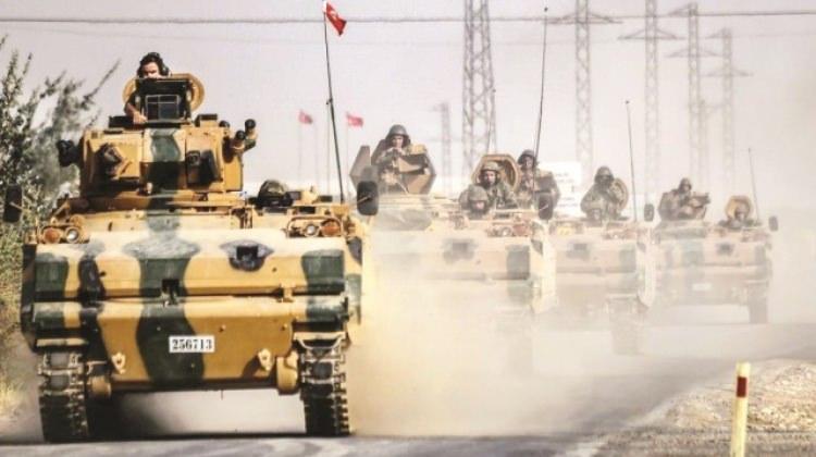 'Türk askeri bizim güvencemizdir'