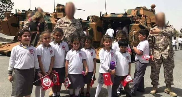 Türk askeri o bölgeye konuşlandı!