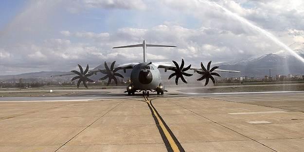 Türk askeri Rus hava sahasını denetleyecek!