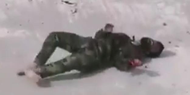 Türk askeri YPG'li teröristi böyle avladı ile ilgili görsel sonucu