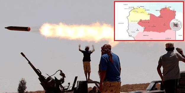 Türk askerinin gideceği Libya hakkında bilinmesi gerekenler