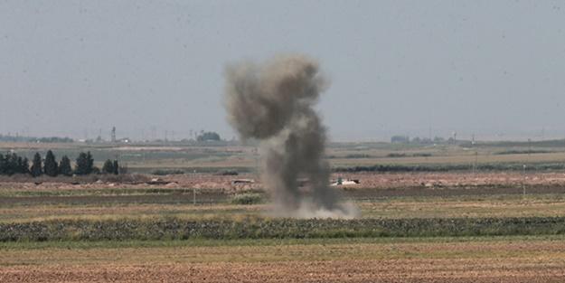 Türk askerinin karşısına çıkamayan hainler sivilleri hedef aldı