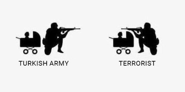 Türk askerinin merhametini anlatan çizgi sosyal medyada paylaşım rekoru kırdı!