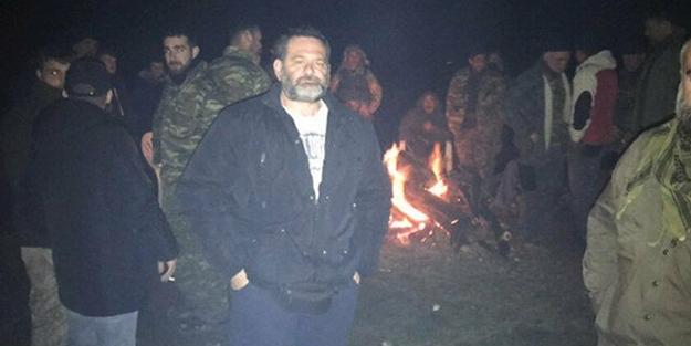 Türkiye sınırına kadar indi: Soytarı menzile girdi