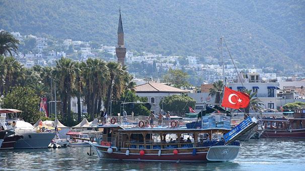 Türk bayraklı tekne krizinde bakan Arslan devreye girdi