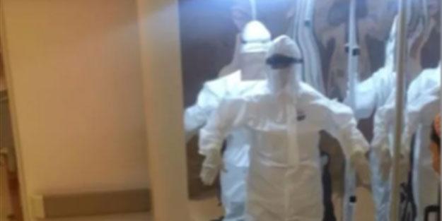 Türk bilim insanlarından tarihi buluş! Koronavirüsü 30 saniyede öldürüyor