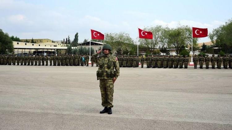 Türk birliği Somali'de göreve başladı!