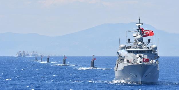 Türk Deniz Kuvvetleri NAVTEX ilan etti! Akar ve Güler'in ziyareti ...