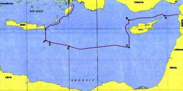 Türk diplomat paylaştı, Yunanistan ayağa kalktı: Sınırlar değişti!